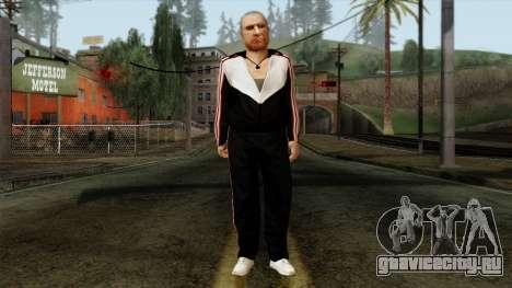 GTA 4 Skin 77 для GTA San Andreas