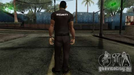 GTA 4 Skin 18 для GTA San Andreas второй скриншот
