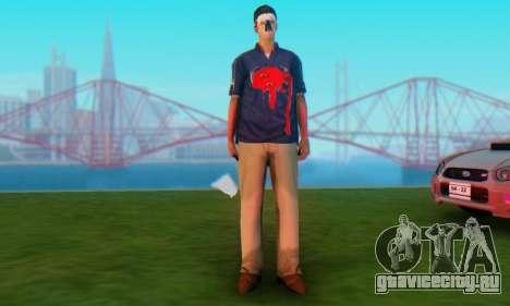 Zombie Sindacco для GTA San Andreas второй скриншот