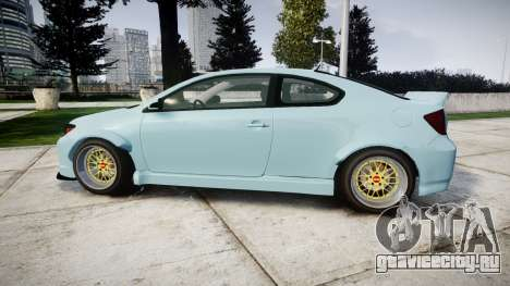 Scion tC Duck Edition для GTA 4