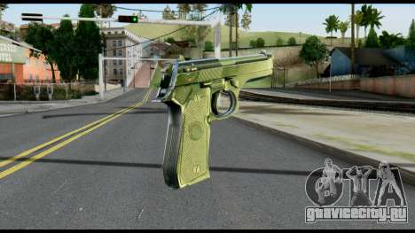 Beretta from Max Payne для GTA San Andreas второй скриншот