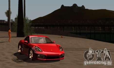 ENBSeries v6 By phpa для GTA San Andreas шестой скриншот