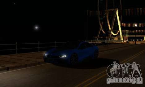 ENBSeries v6 By phpa для GTA San Andreas девятый скриншот