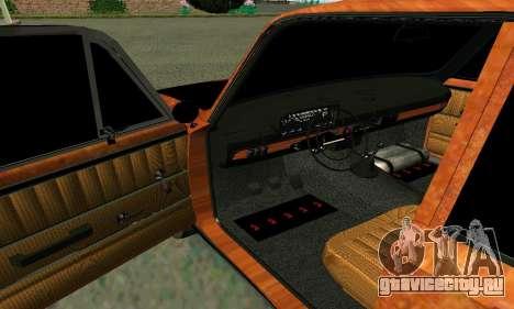 ВАЗ 2101 Ratlook v2 для GTA San Andreas двигатель