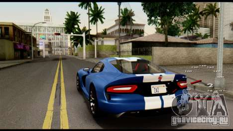 Car Speed Constant 2 v1 для GTA San Andreas