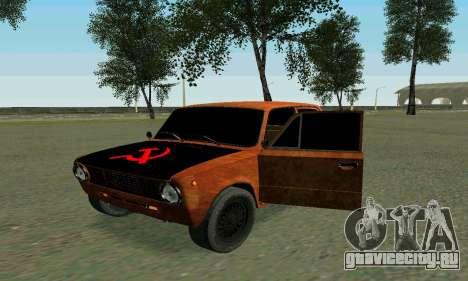 ВАЗ 2101 Ratlook v2 для GTA San Andreas салон