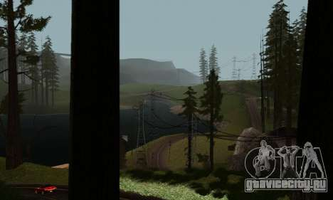 ENBSeries v6 By phpa для GTA San Andreas пятый скриншот