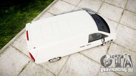 Mercedes-Benz Vito GIGN [ELS] для GTA 4 вид справа