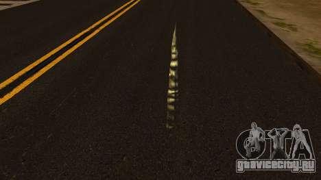 Новогодний Нож для GTA San Andreas второй скриншот
