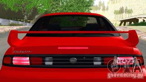 Nissan Silvia S14 Ks для GTA San Andreas вид сбоку