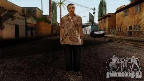 GTA 4 Skin 65 для GTA San Andreas