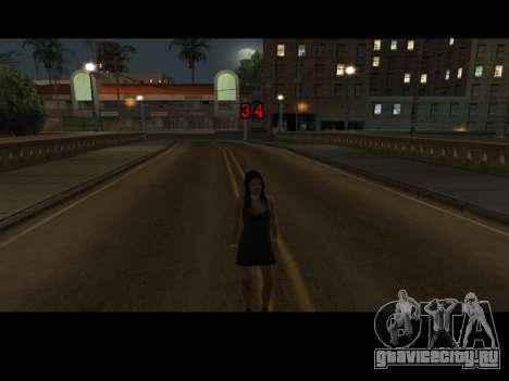 Skin Changer для GTA San Andreas третий скриншот