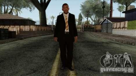 GTA 4 Skin 19 для GTA San Andreas