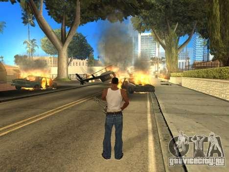 Overdose 1.6 New для GTA San Andreas третий скриншот