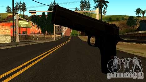 Colt 1911 from Battlefield 3 для GTA San Andreas
