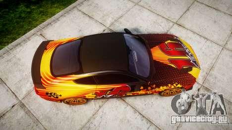 Ford Mustang GT 2015 Custom Kit alpinestars для GTA 4 вид справа
