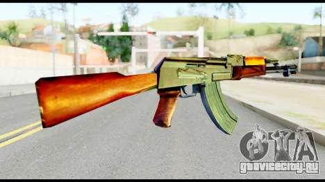 AK47 from Metal Gear Solid для GTA San Andreas второй скриншот