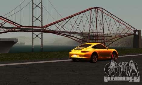 ENBSeries v6 By phpa для GTA San Andreas второй скриншот