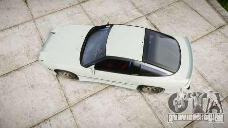 Nissan 240SX Vertex для GTA 4 вид справа