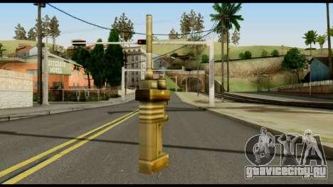 TNT Detonator from Metal Gear Solid для GTA San Andreas второй скриншот
