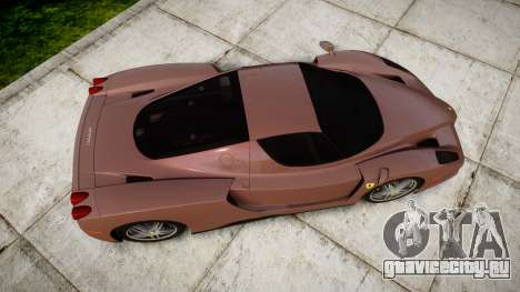 Ferrari Enzo 2002 [EPM] для GTA 4 вид справа