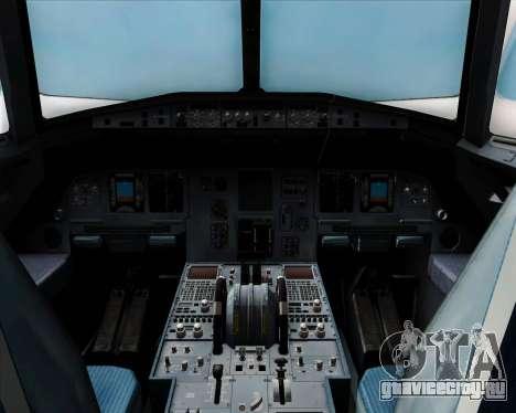 Airbus A320-200 Air Asia Japan для GTA San Andreas вид сбоку
