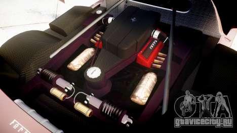Ferrari Enzo 2002 [EPM] для GTA 4 вид изнутри