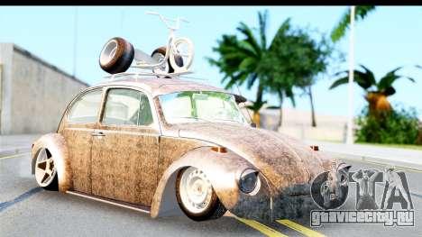 Volkswagen Beetle Vosvos 1973 для GTA San Andreas