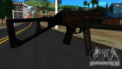 UMP45 from Battlefield 4 v2 для GTA San Andreas второй скриншот