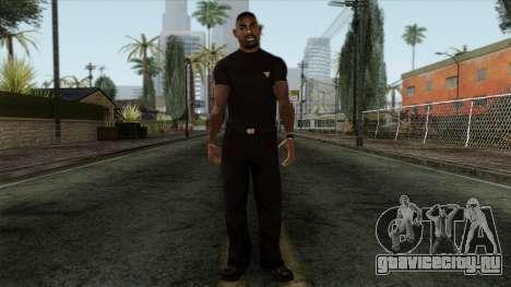 GTA 4 Skin 18 для GTA San Andreas