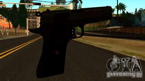Colt 1911 from Battlefield 3 для GTA San Andreas второй скриншот