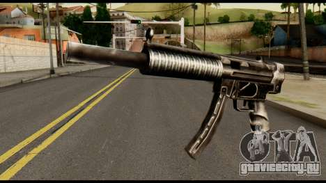 MP5 SD from Max Payne для GTA San Andreas