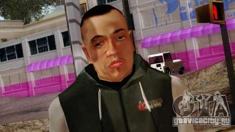 GTA 4 Skin 74 для GTA San Andreas третий скриншот