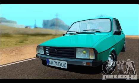 Dacia 1310 DOX для GTA San Andreas