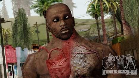 Resident Evil Skin 10 для GTA San Andreas