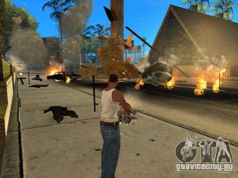 Overdose 1.6 New для GTA San Andreas второй скриншот