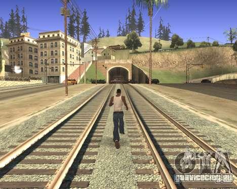 Colormod High Color для GTA San Andreas
