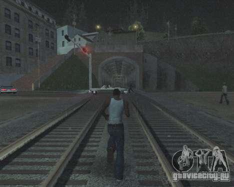 Colormod High Color для GTA San Andreas девятый скриншот