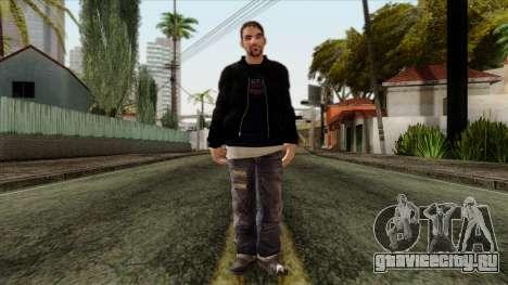 GTA 4 Skin 46 для GTA San Andreas