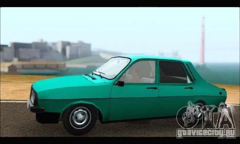 Dacia 1310 DOX для GTA San Andreas вид слева