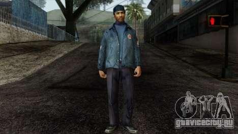 Police Skin 4 для GTA San Andreas