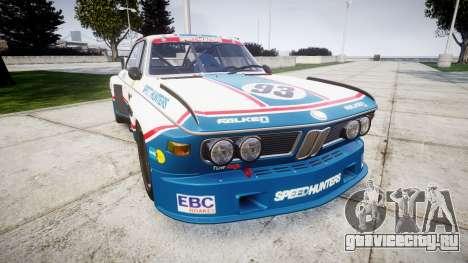 BMW 3.0 CSL Group4 [93] для GTA 4