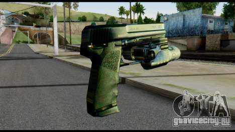 USP from Metal Gear Solid для GTA San Andreas второй скриншот