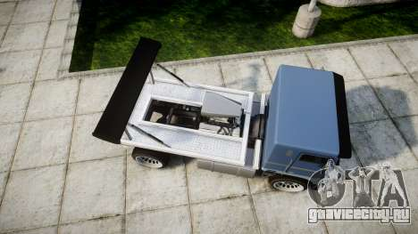 MTL Packer Hooning для GTA 4 вид справа
