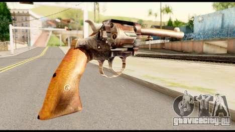 CSAA from Metal Gear Solid для GTA San Andreas второй скриншот