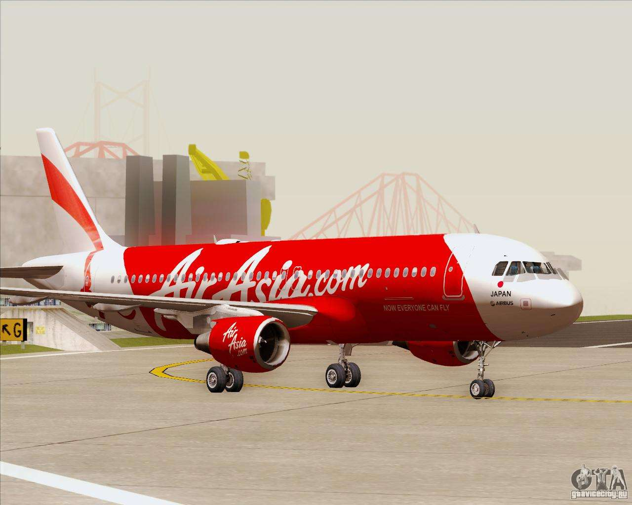 air asia company background