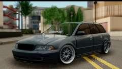 Audi S4 B5 Avant для GTA San Andreas