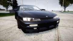 Nissan Silvia S14 Kouki Hellaflush