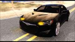 Hyundai Genesis Coupe 3.8 2013 для GTA San Andreas