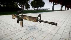 Винтовка M16A2 [optical] berlin для GTA 4